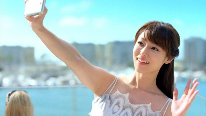 深田恭子インスタで私服を自撮り投稿!水着姿もかわいいと話題に