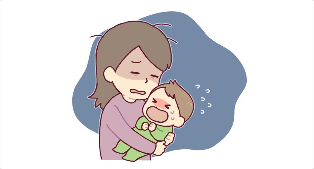 いつから 夜泣き